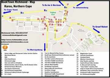 Richmond Northern Cape Tourist Information